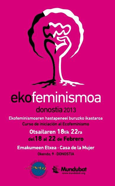 Curso Ecofeminismo