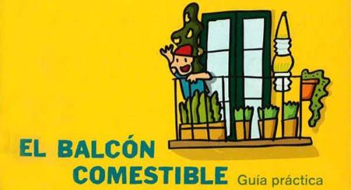 """Guía """"El balcón comestible"""""""
