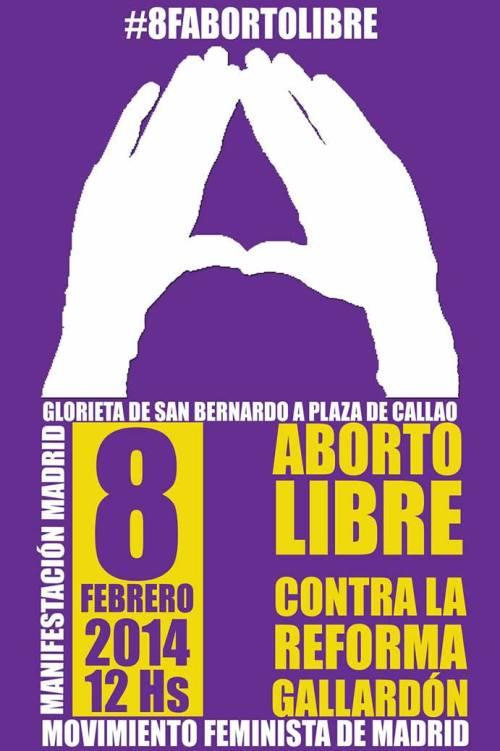 ¡Aborto libre!